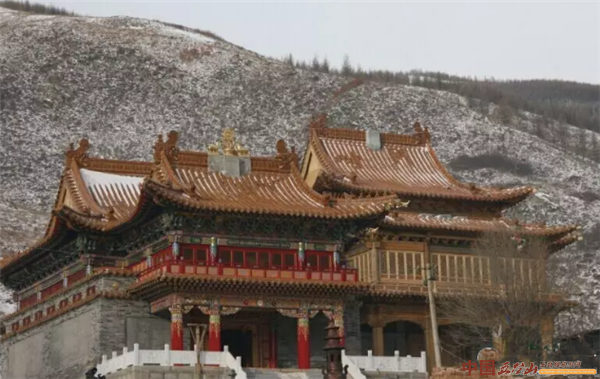 山西名寺:五台山瑞应寺