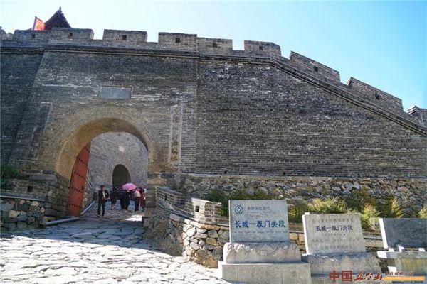 山西雁门关,被称为中华第一关,这里的长城全长8848米