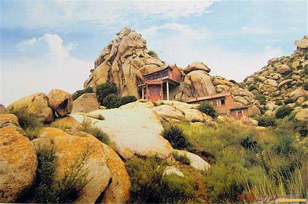 名寺古刹——五台山梵仙山
