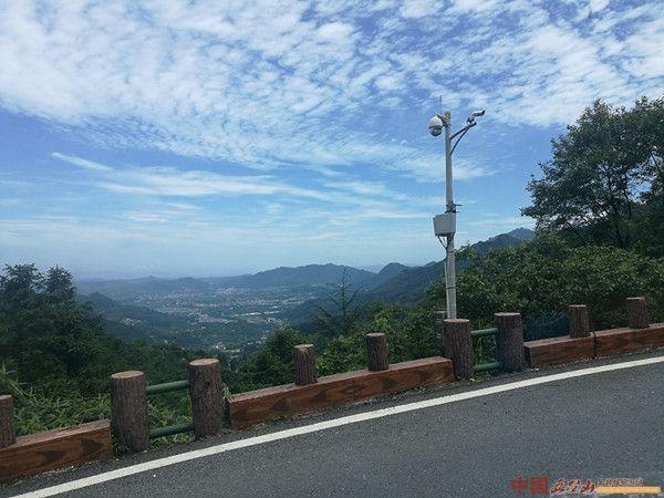 池州市九华山让游客享受智慧旅游