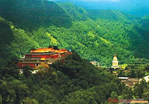 关于五台山景区国庆节期间开放相关事宜的公告