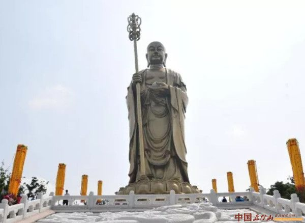 九华山:地藏菩萨道场