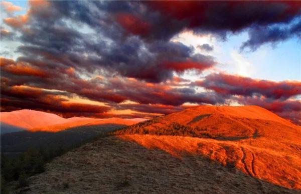 山西五台山美景 随手拍都是大片