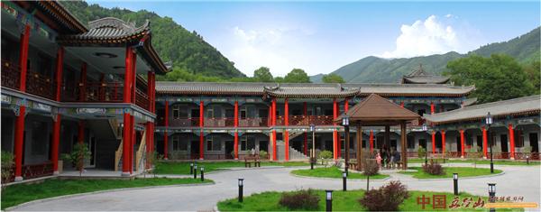 在绿氧中自由呼吸的园林式酒店——五台山友谊宾馆