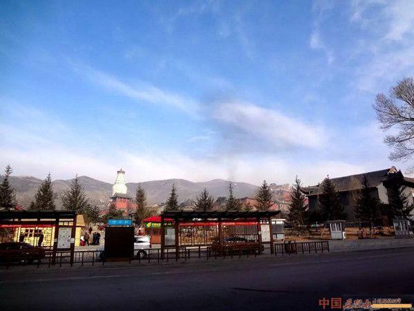 五台山寺庙系列:香火极旺的五爷庙