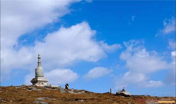 五台山台顶圣迹——北台灵应寺