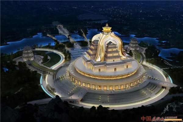 """舟山60亿建筑竣工,占地2150亩,称""""舟山必去""""一周内开园"""