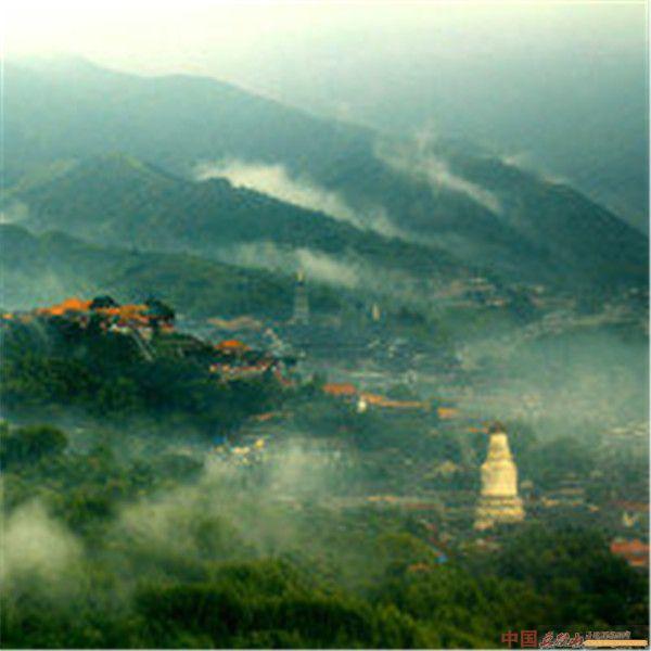 圣境结缘:五台山玉华寺