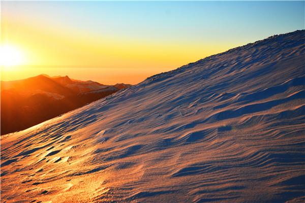 2021 从五台山开始新征程