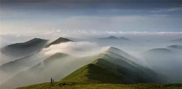 你来人间走一趟 应该去五台山看看
