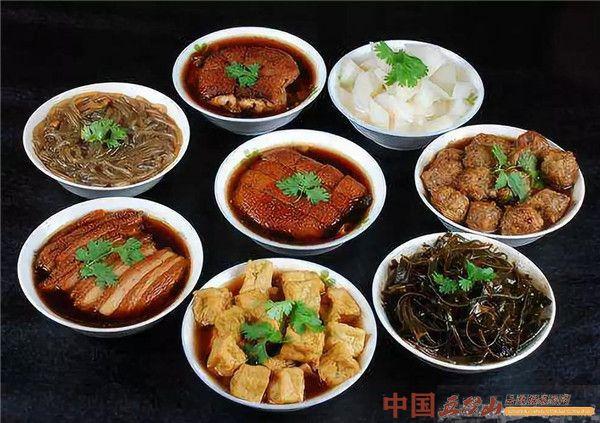 朔州著名美食——八大碗