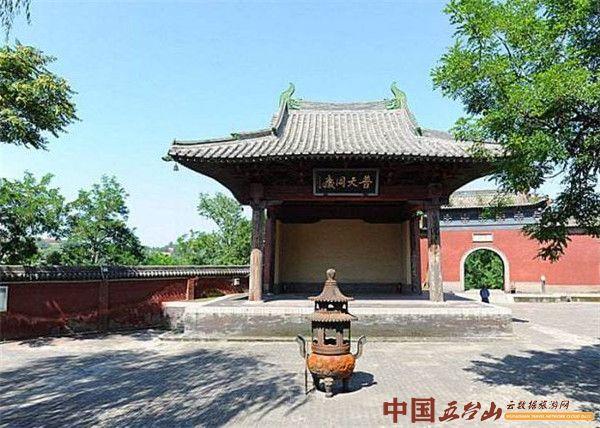 盘点阳泉六大旅游景点:关王庙