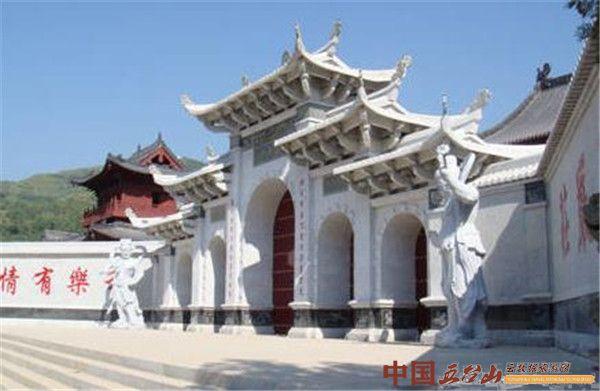 山西寺庙系列:五台山普寿寺