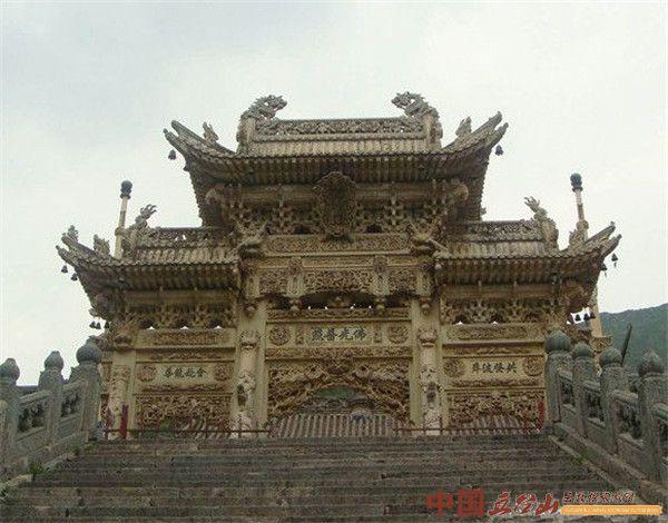 天下寺院:五台山龙泉寺