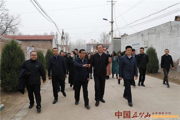 原平市农村人居环境清洁整治专项行动全面启动