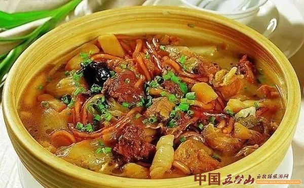 到吕梁不可错过的美食:临县大烩菜